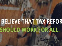 Together We Can Build a More Equitable Tax Code